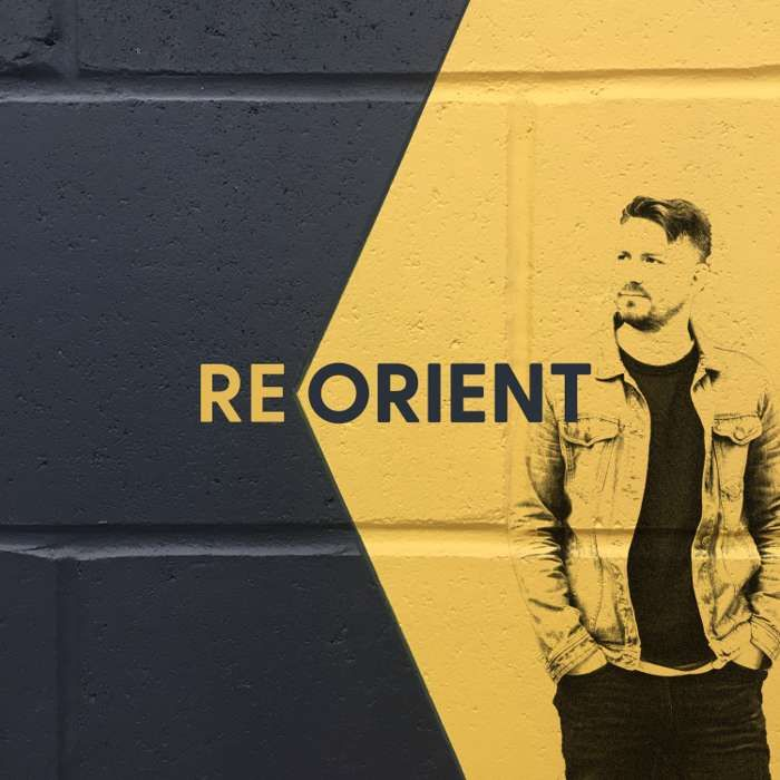 Tom Read - Reorient // CD - Bespoke Records