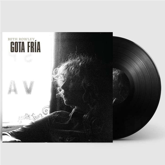 """Gota Fría (12"""" Signed Vinyl) - Beth Rowley"""