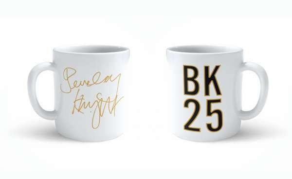 BK25 mug - Beverley Knight