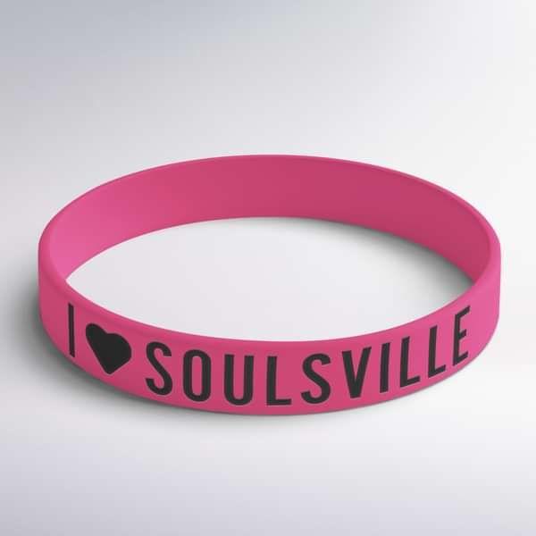 Soulsville Wristband - Beverley Knight