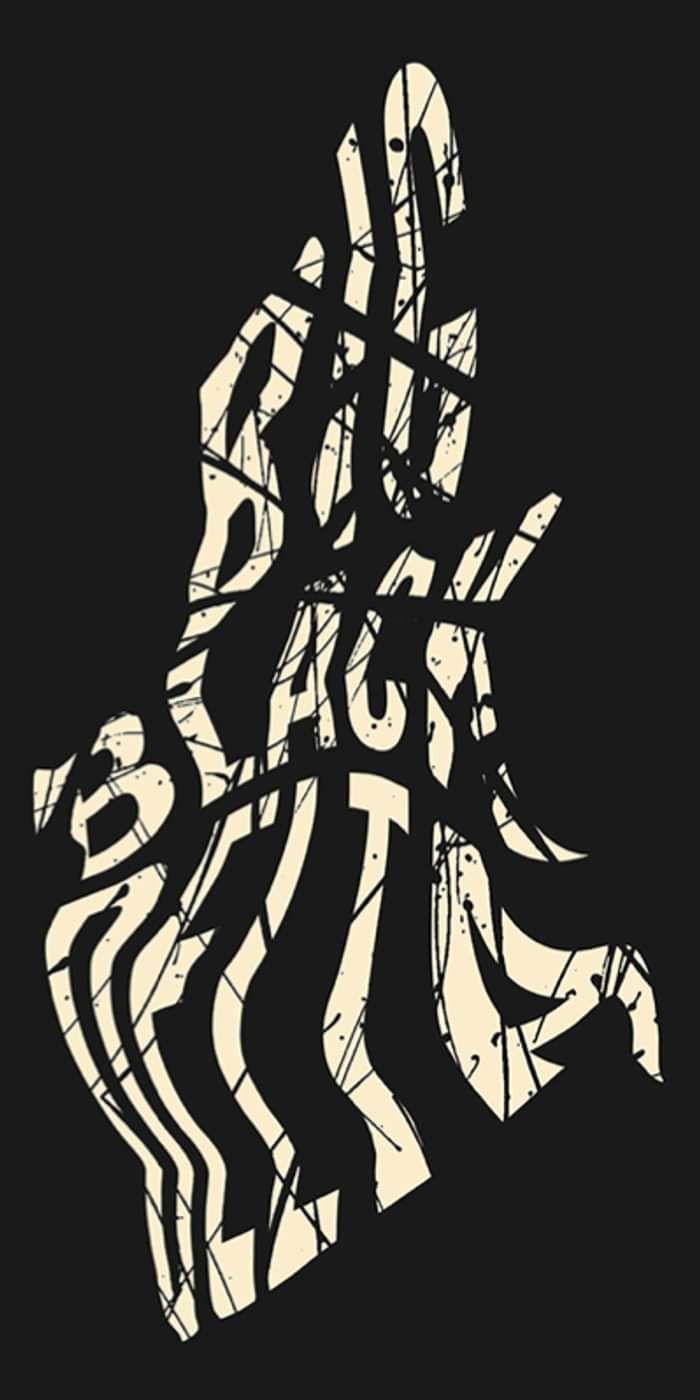 Big Black Delta Poster - Big Black Delta