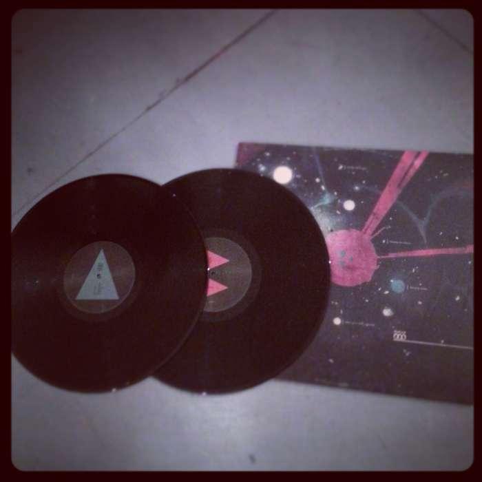 "Limited Edition Print + 12"" Vinyl Offer - Big Black Delta"