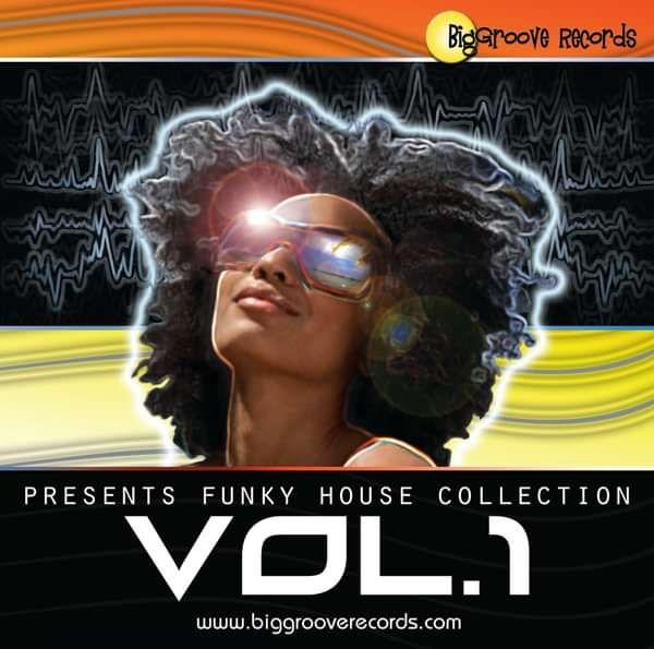 BGR Funky House Vol.1 - Biggroove Records