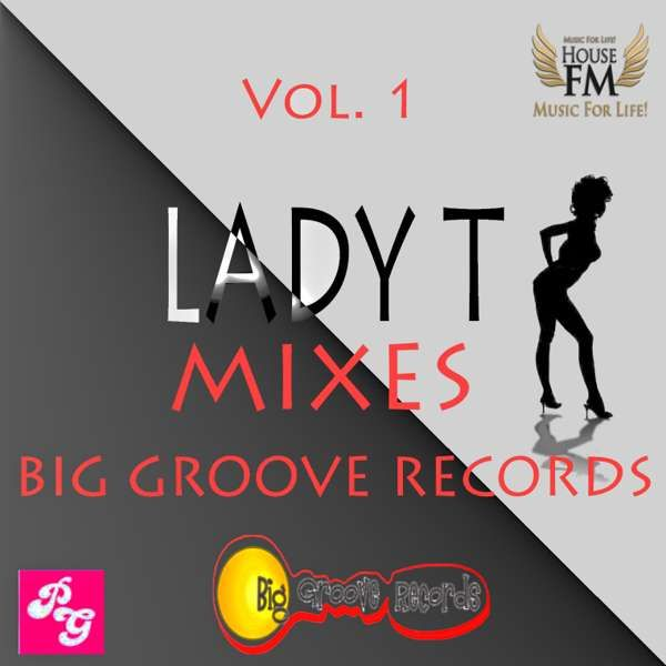Dj Lady T mixes Biggroove records - Biggroove Records