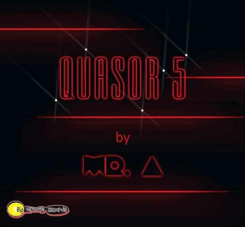 Quasor 5 by Mr A - Biggroove Records