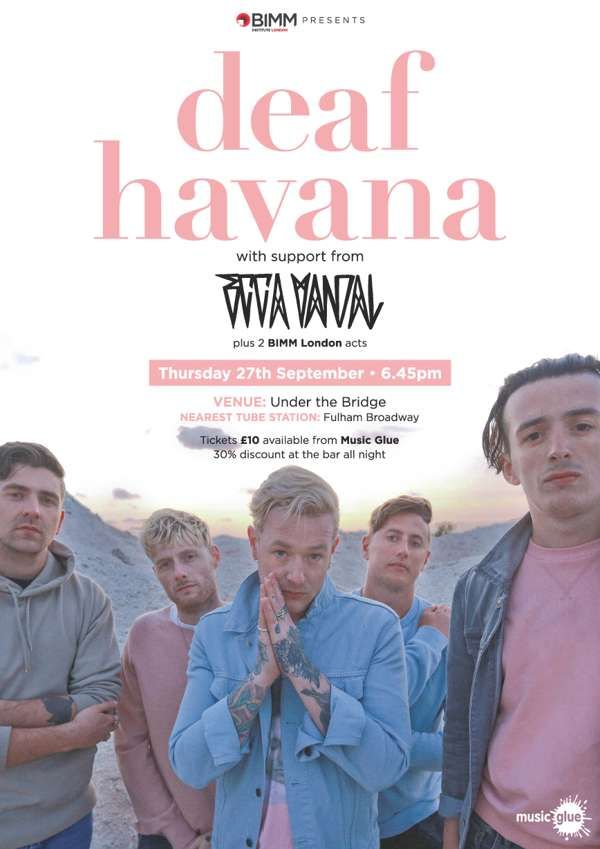 48d2de458 Having released their latest album, Rituals, just over a month ago which  peaked at number 8 in the album charts, Deaf Havana will be taking to the  stage to ...