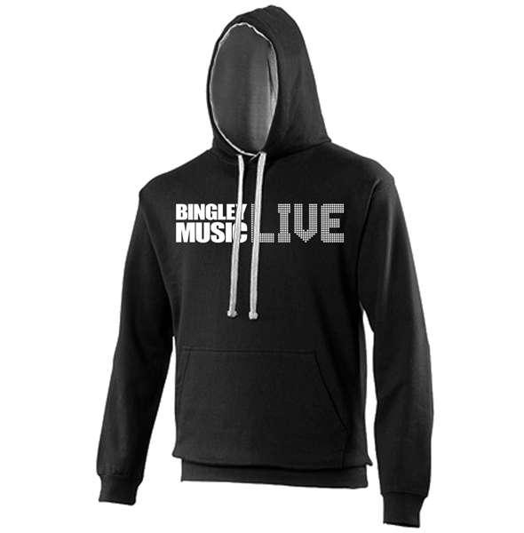 Blk 2018 Logo Hoodie - Bingley Music Live