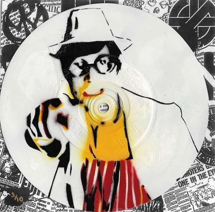 DJ Meat Raffle art print - Birdsworth