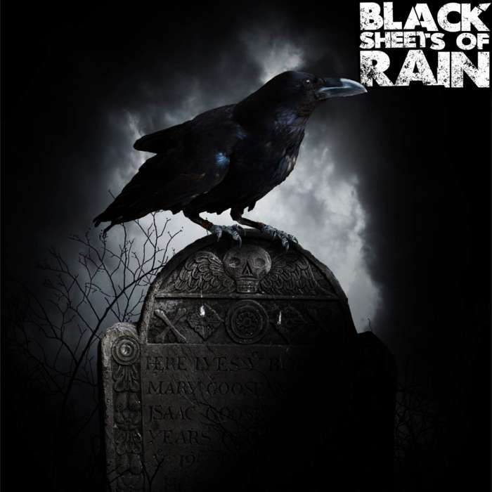 No Rest (Feat. Tony Dolan) Digital Download - Black Sheets of Rain