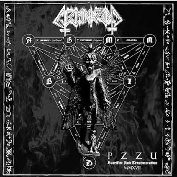Abominablood - PZZU  Sacrifice and transmutation MMXVII - Blackest Ink Recordings