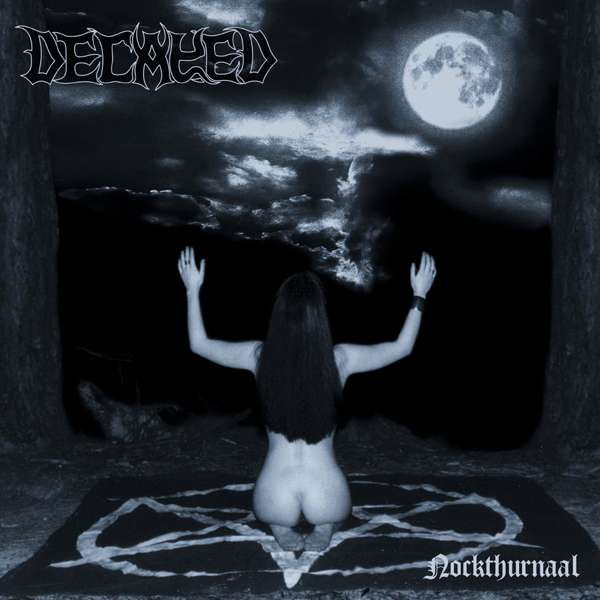 Decayed - Nockthurnaal - Blackest Ink Recordings