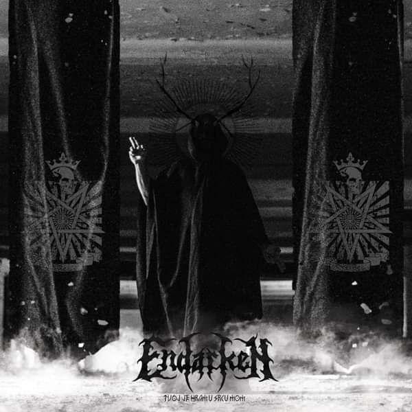 Endarken - Tvoj je hram u srcu mom - Blackest Ink Recordings