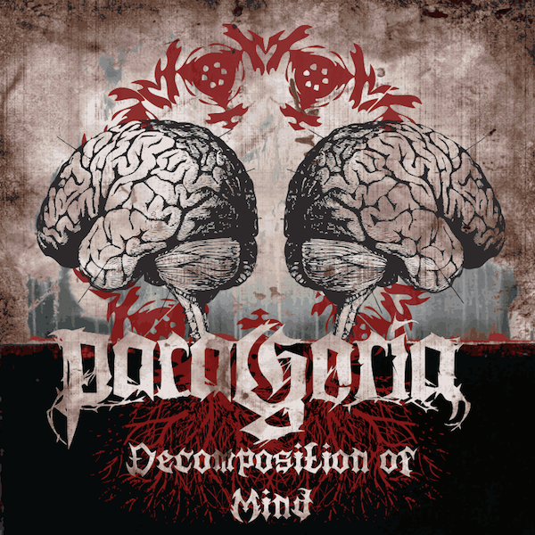 Paragoria - Decomposition of mind - Blackest Ink Recordings