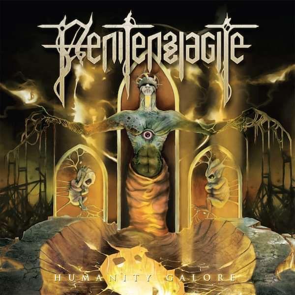 Penitenziagite - Humanity Galore - Blackest Ink Recordings