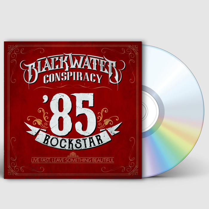 85 Rockstar (CD Single) - Blackwater Conspiracy