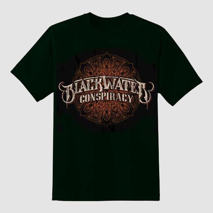Logo T-shirt - Blackwater Conspiracy