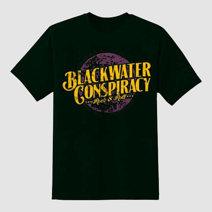 Rock N Roll T-shirt - Blackwater Conspiracy