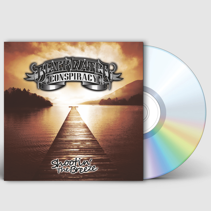 Shootin' The Breeze (CD) - Blackwater Conspiracy