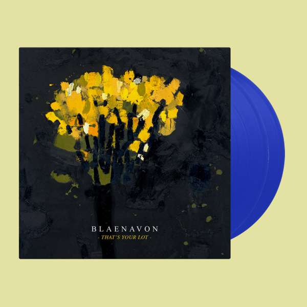 That's Your Lot - Blue vinyl 2LP - Blaenavon US