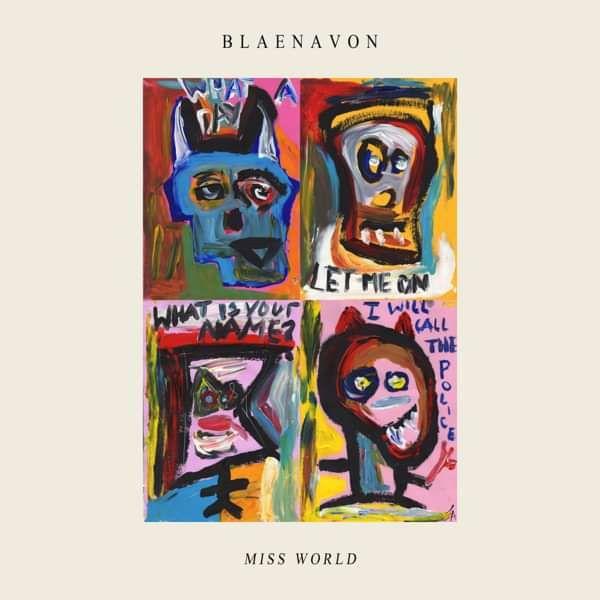 """Miss World EP - 12"""" - Blaenavon"""