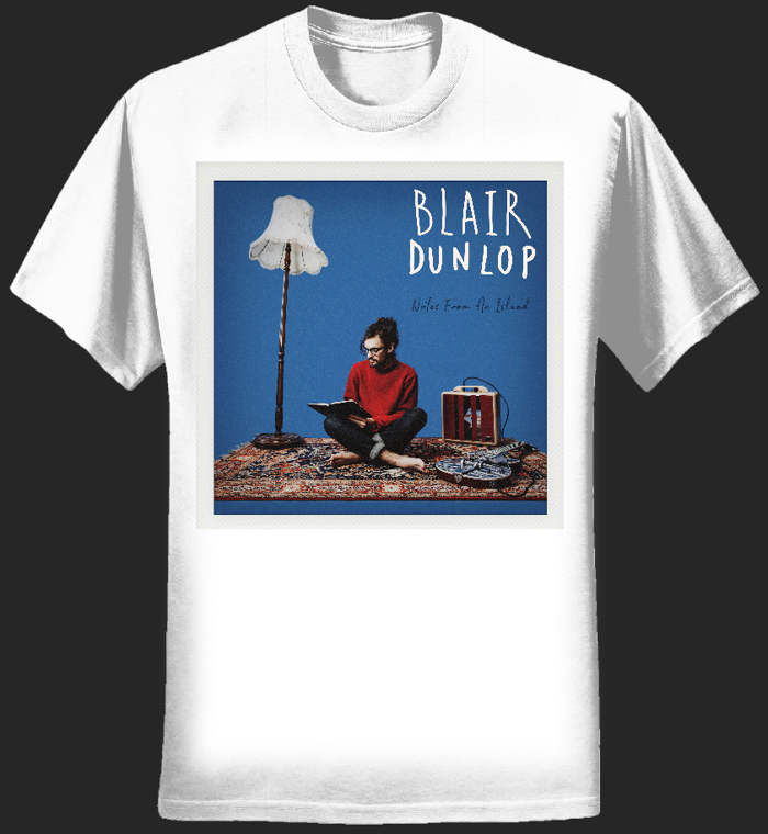 Album Cover T-Shirt - Blair Dunlop