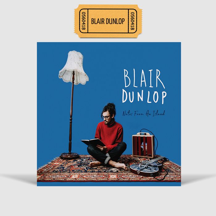 Album + Ticket - Blair Dunlop