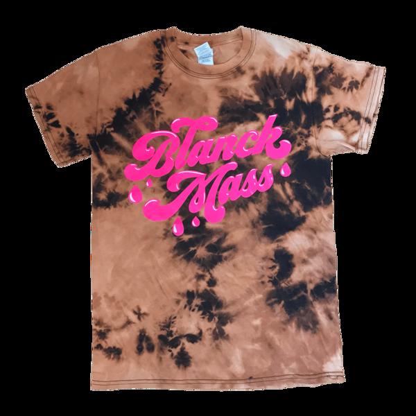 Acid Wash 'Juicy' Logo T-Shirt - Blanck Mass