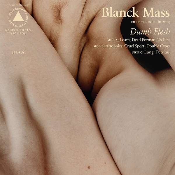 Dumb Flesh CD - Blanck Mass