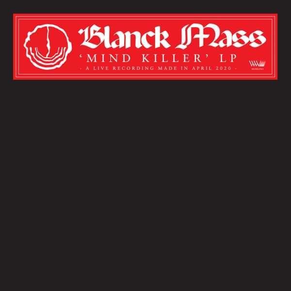 Mind Killer LP - Black Vinyl - Blanck Mass
