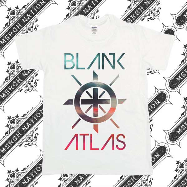 Solitude T-Shirt - Blank Atlas