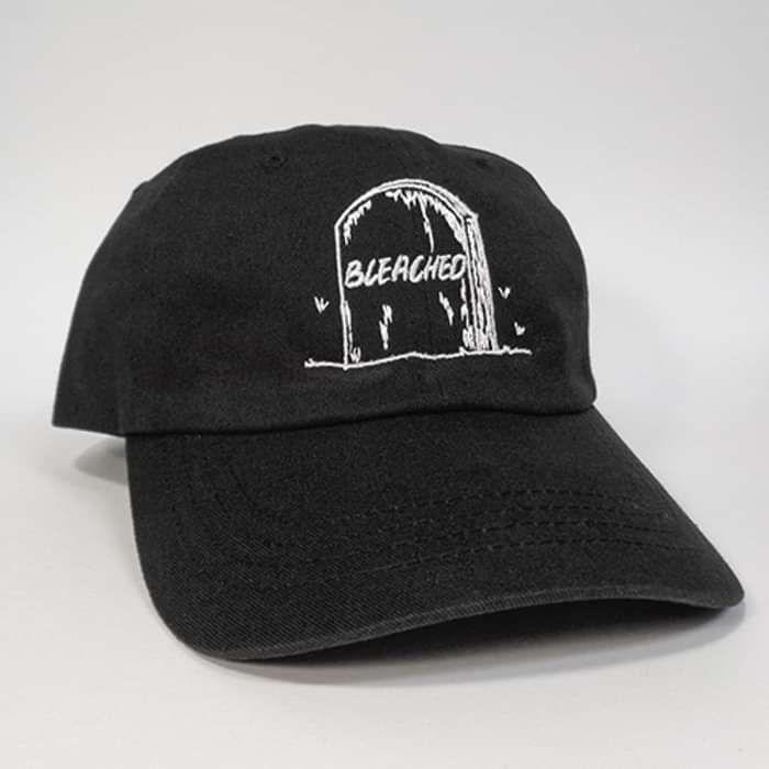 Gravestone Hat - Bleached