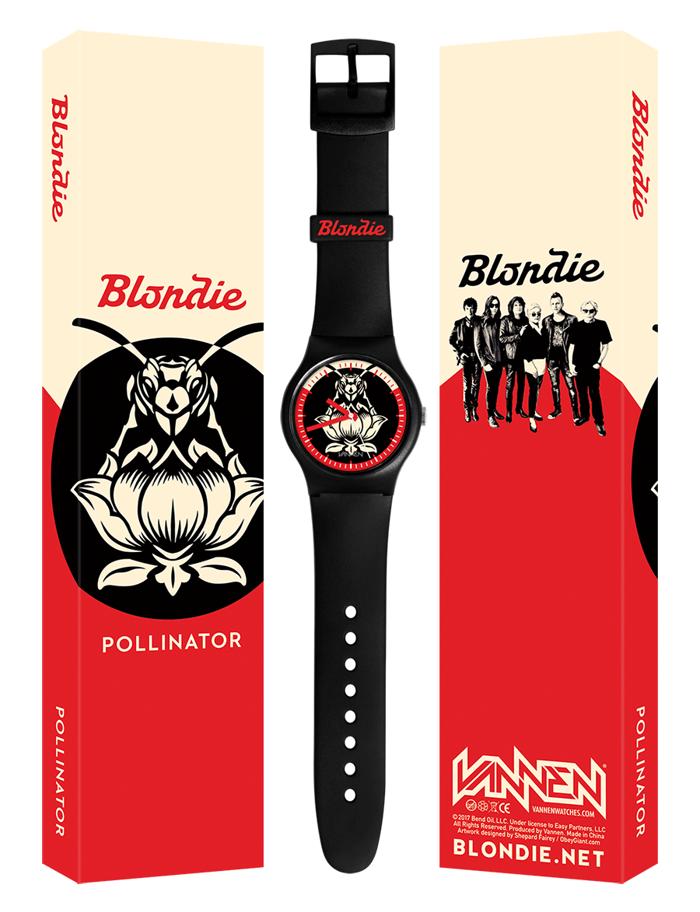 Black Blondie Watch (L) - BlondieUS
