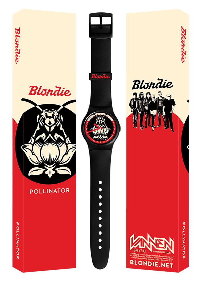 Black Blondie Watch (S) - BlondieUS