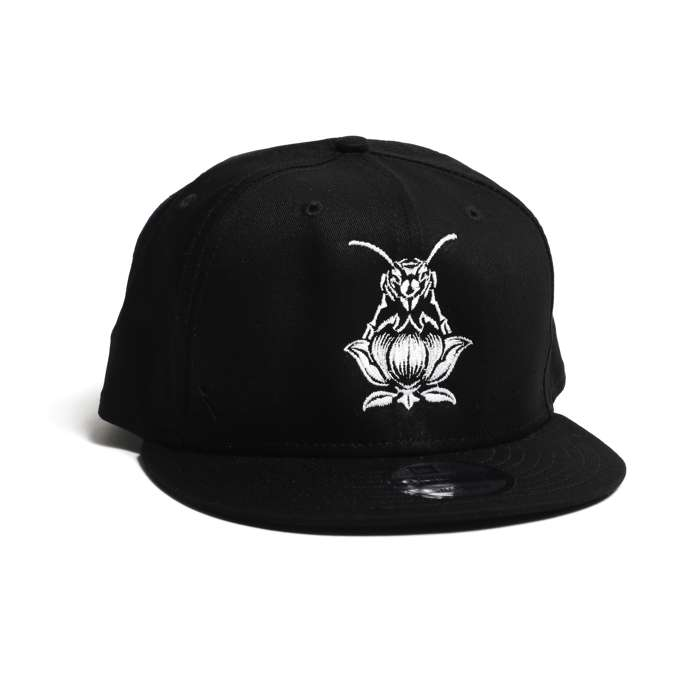 BLACK POLLINATOR HAT - BlondieUS