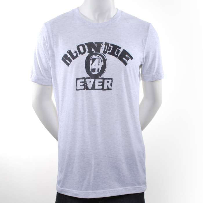 BLONDIE 4EVER T-SHIRT - BlondieUS