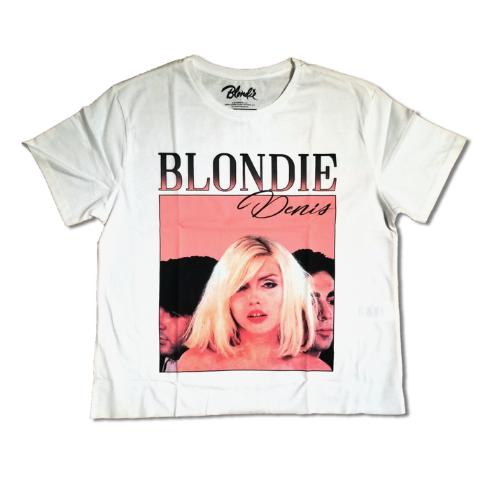 BLONDIE DENIS CROP TOP - BlondieUS