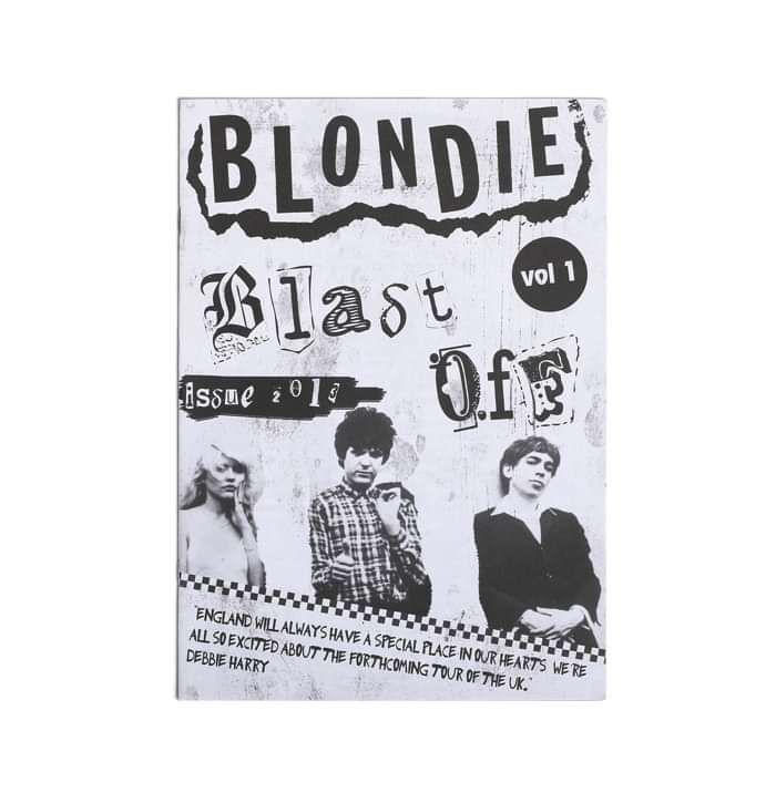 Blondie Fanzine - BlondieUS