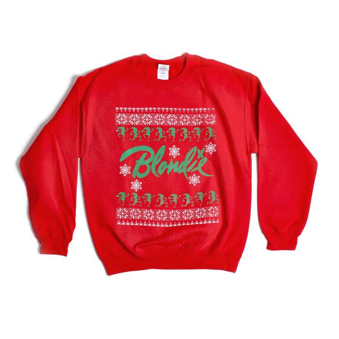 CALL ME CHRISTMAS SWEATER - BlondieUS