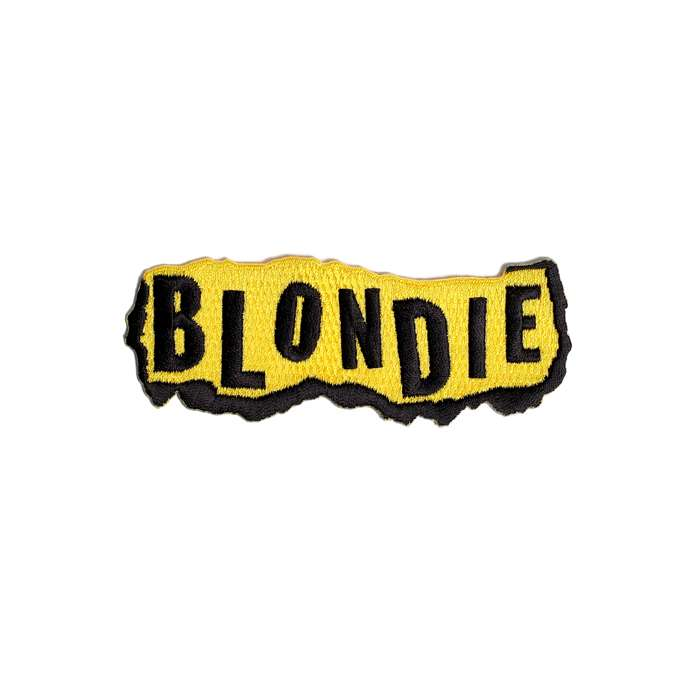 CLASSIC LOGO PATCH - BlondieUS