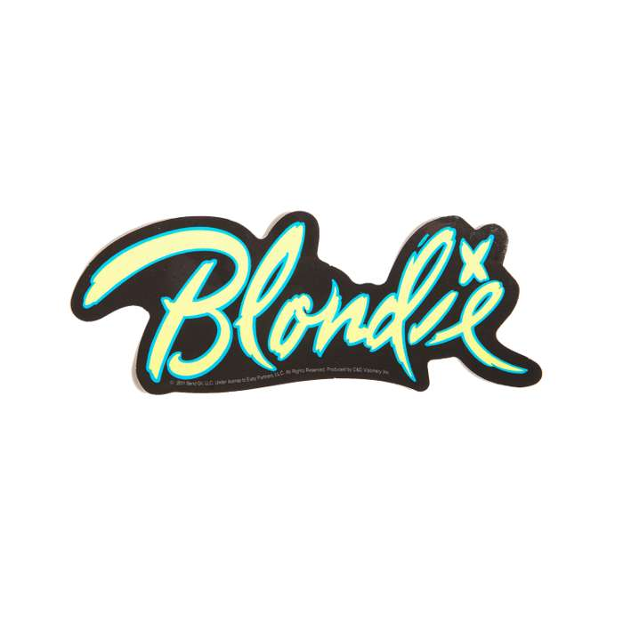 EAT TO THE BEAT LOGO STICKER - BlondieUS