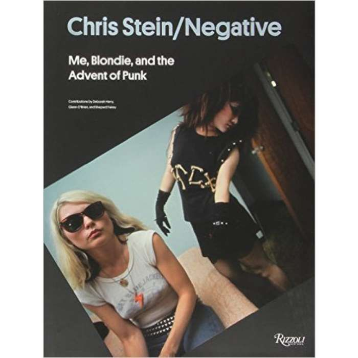 NEGATIVE: ME, BLONDIE & THE ADVENT OF PUNK HARDCOVER - BlondieUS