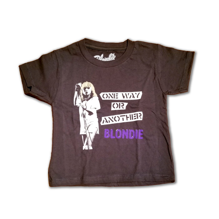 ONE WAY OR ANOTHER TODDLER TEE - BlondieUS