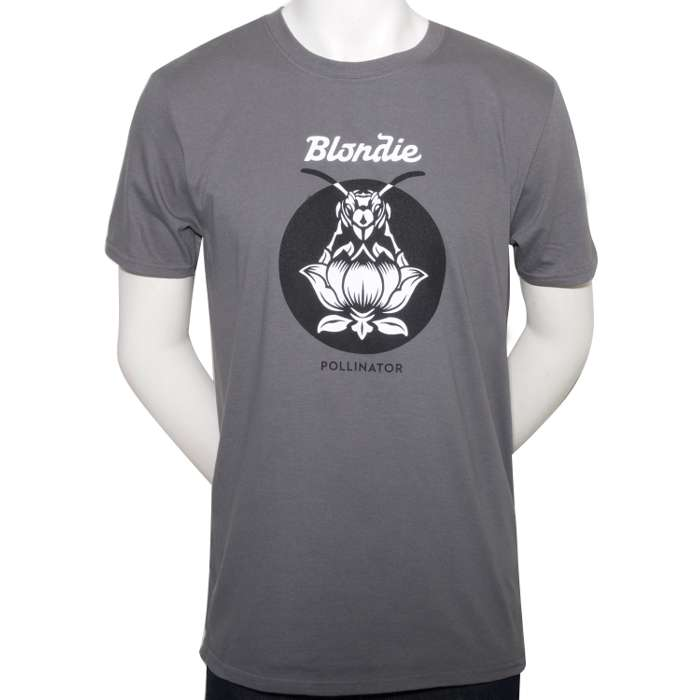 POLLINATOR BEE/BAND T-SHIRT - BlondieUS