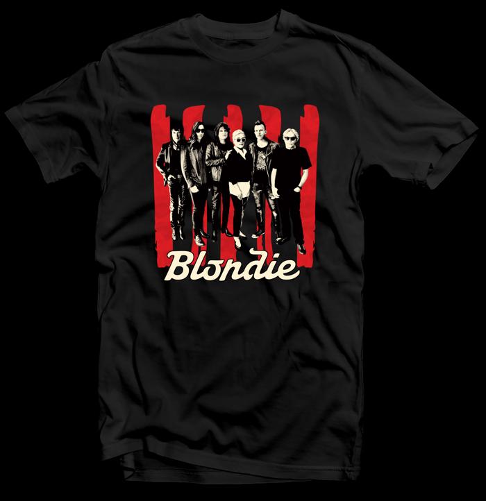 STRIPES TOUR TEE - BlondieUS
