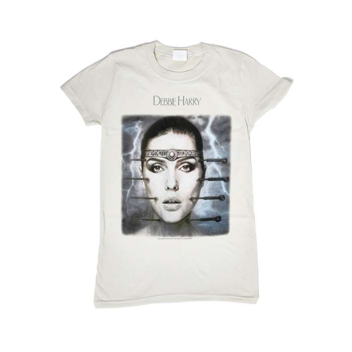 WOMENS KOOKOO ALBUM COVER TEE - BlondieUS