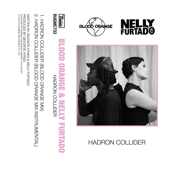 Hadron Collider Cassette - Blood Orange