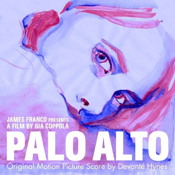 Palo Alto CD - Blood Orange