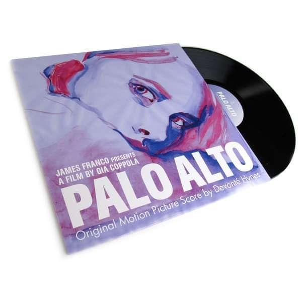 Palo Alto Vinyl - Blood Orange