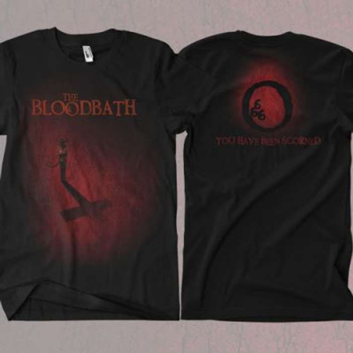 Bloodbath - Damien T-Shirt - Bloodbath