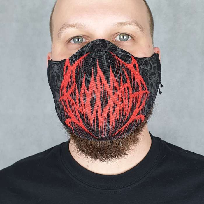 Bloodbath - Face Mask - Bloodbath